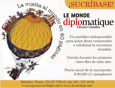 suscribase a Le Monde copia